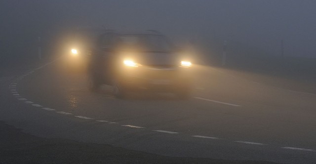 12 Driver Safety Suggestions For Navigating Your Way In Fog